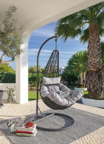 Hängesessel Gartenmöbel Pinterest Porch Balcony Und Garden