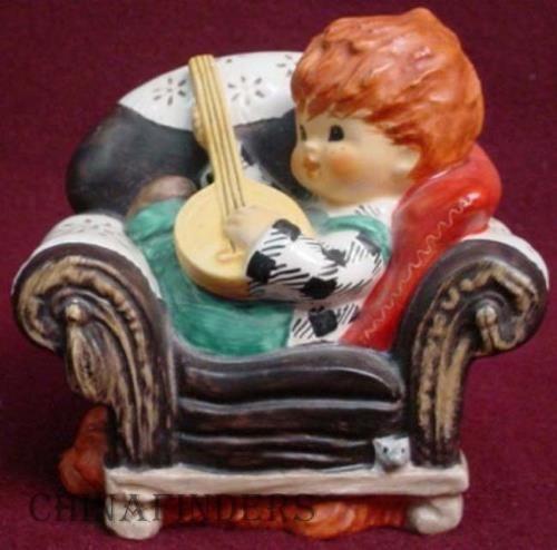 Goebel redhead figurine