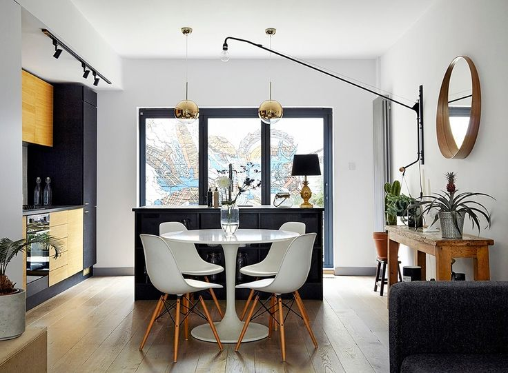 A London Home in a 1970s Factory Building Gets an Infusion of Style   Apartment Therapy
