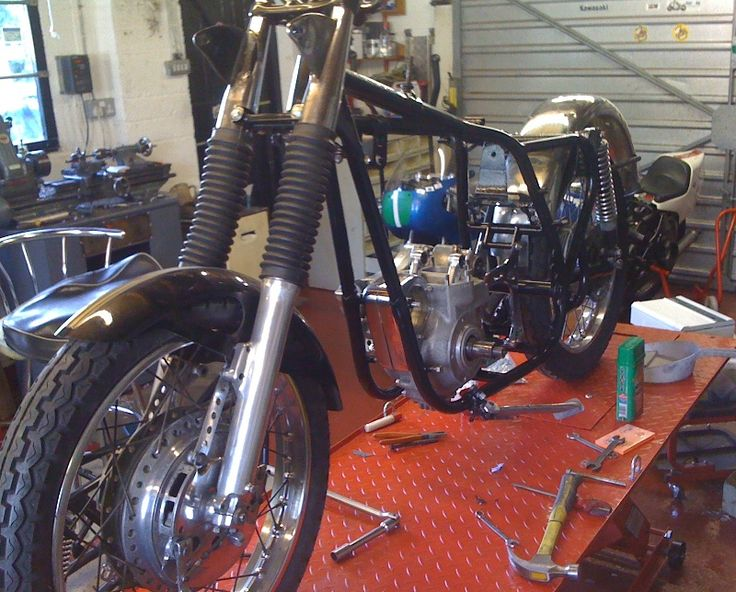 Bsa A Fitting Front Brake Shoes