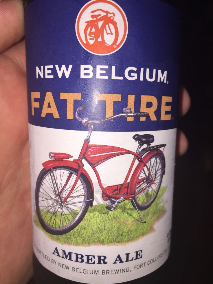 Fat Tire beer