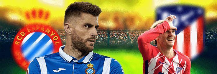 INFO PENTING !! Pertandingan Espanyol vs Atletico Madrid