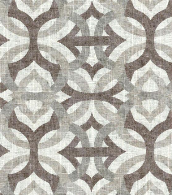 Waverly Upholstery Fabric-Compton Flint