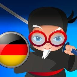 Professor Ninja German / Video App Preview (Trailer for iPhone)