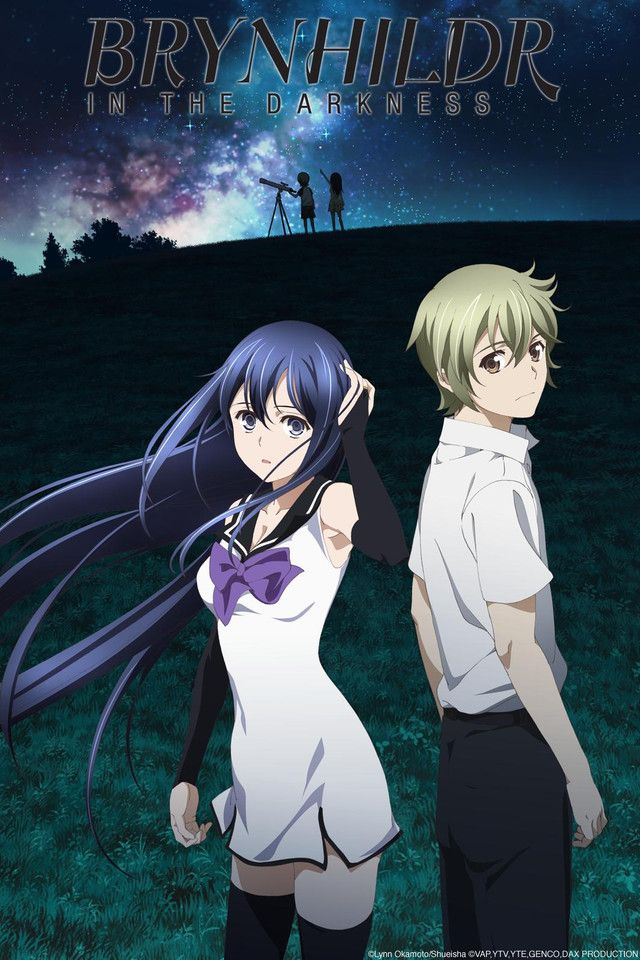 Spring 2014, Gokukoku no Brynhildr:  Sort of generic, but I'll give it a chance to see where it's going.