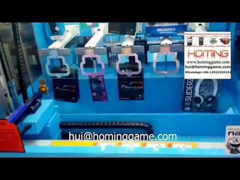 Sega llave master juego maquina como ganar los auriculares (hui@hominggame.com) Sega llave master juego maquina como ganar los auriculares (hui@hominggame.com) Yo juego el Sega CarceIero que es un juego de arcade donde maniobrar una clave y pulse el botón arriba para tratar de linea la llave para ir a través del agujero.Intento ganar un auriculares! Correo electrónico: hui@hominggame.com WhatsApp:  86-13923355331 http://ift.tt/1rDohG6 Venta de juego de la maquina expendedora 2017 mejor…
