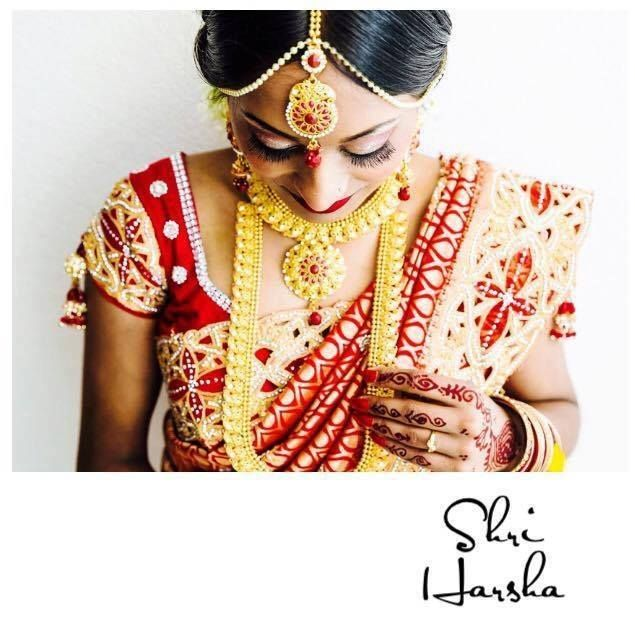 Selecting a make-up-artist can be hard, as every bride wants to look the best on their big day.  At Shri Harsha - Bridal Services she will listen to your requirements individually and make sure you look the best on your wedding day. Shri Harsha comes from a background of 8 years experience within the industry.  Tamilfunctions http://nl.tamilfunctions.com/shri-harsha