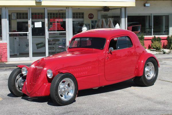 1947 Fiat Topolino Street Rod for Sale