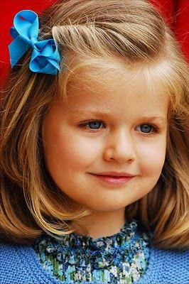 Infanta Leonor of Spain, elder daughter of Prince Felipe and Princess Letizia