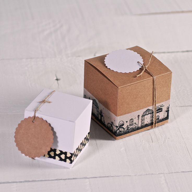SelfPackaging: Charming Little Wedding Favour Boxes | Love My Dress® UK Wedding Blog