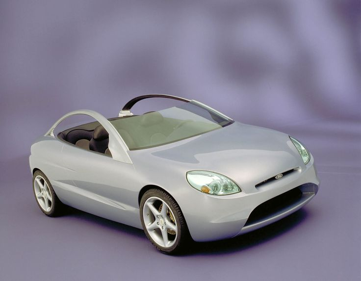 Ford Fiesta concept: Ghia Lynx - 1996