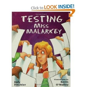 10 Books for teaching kids about test-taking