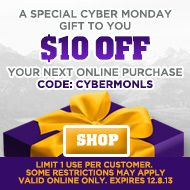 LAKERS STORE - CYBER MONDAY - $10 Off