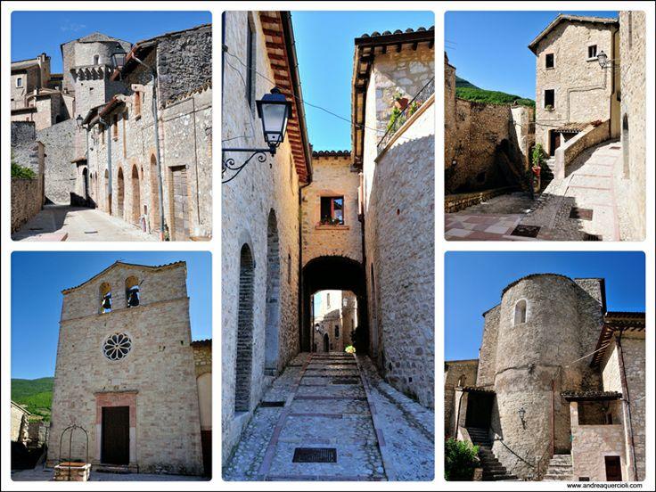 Vallo di nera Serie Borghi D'Italia by ansrea quercioli http://www.andreaquercioli.com/it/it/borghi-ditalia-0 http://www.andreaquercioli.com/it/it