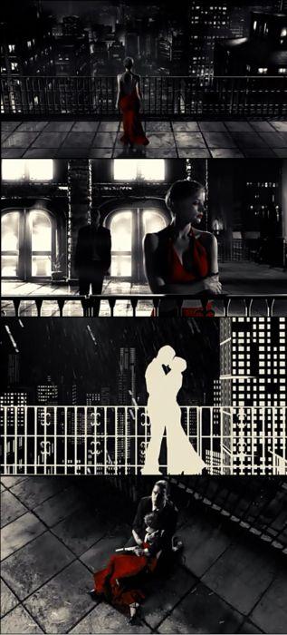 8. Cinema | A estética dos filmes dirigidos por Frank Miller baseada em graphic novels como Sin City e The Spirit.