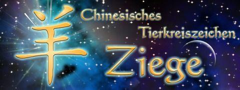 Das chinesische Tierkreiszeichen Ziege: Infos über Charakter, Liebe, Partnerschaft und Kinder, Finanzen, Beruf und Gesundheit, Prominente mit dem Sternzeichen Ziege ...