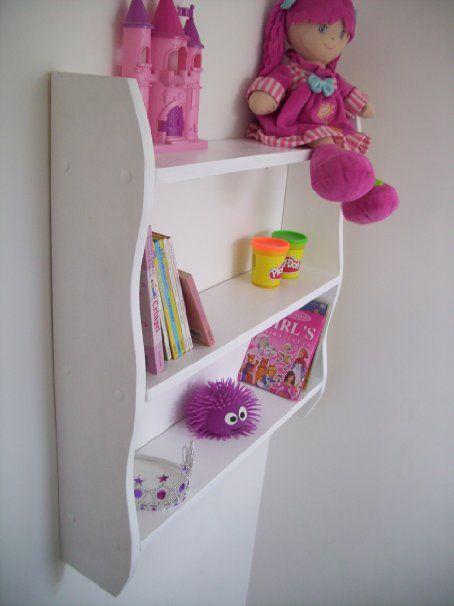 83 best habitacion compartida images on pinterest child - Estantes para libros ...