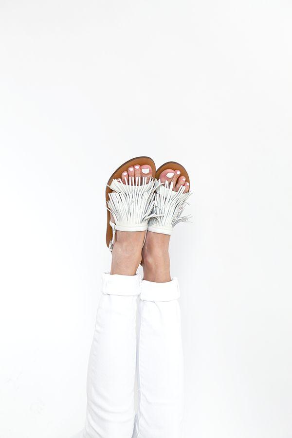 ~ JCrew Slingback Sandals ~