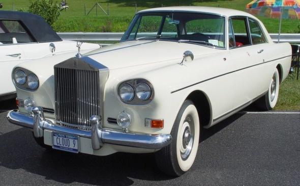 Coches de boda: Rolls Royce Silver Cloud III