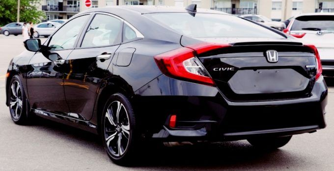 2019 Honda Civic Sedan Touring Redesign Carros