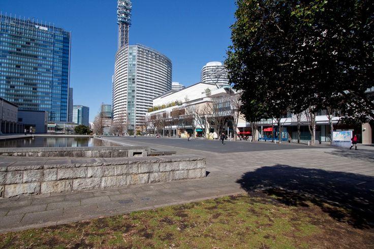 グランモール公園 みなとみらい 横浜 駅近