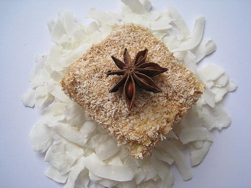 Sugar and Spice Lamingtons