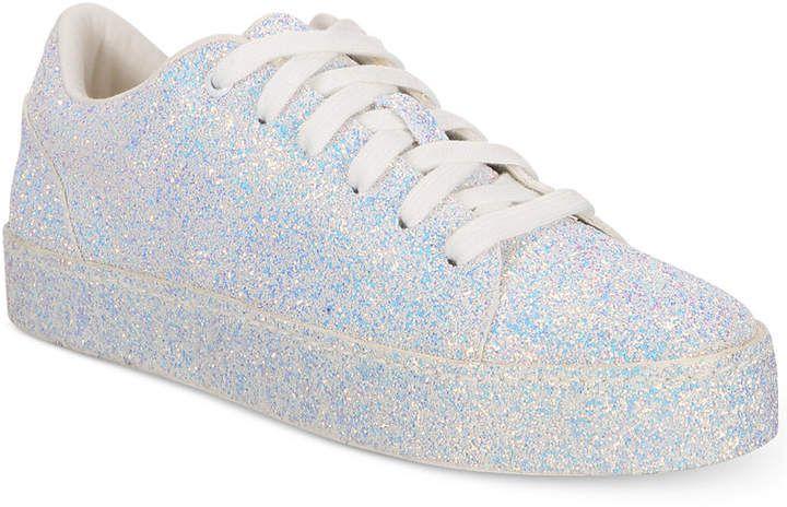Aldo Eltivia Glitter Sneakers Women's
