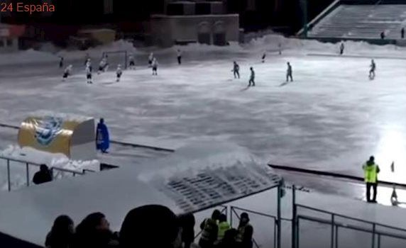 Bochornoso partido de hockey con 20 autogoles