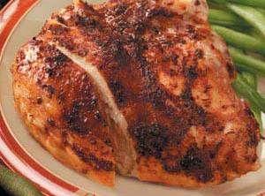 Herbed Slow Cooker Chicken Recipe- dinner tonight!