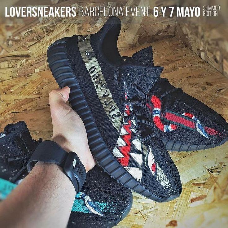 LoverSneakers Barcelona Event 2017 Summer Edition BUY / SELL / TRADE / EXPO  Sábado 6 & Domingo 7 de Mayo.