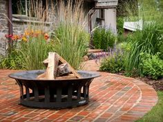 Petite and Portable Fire Pit