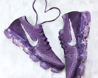 Bling Nike Air VaporMax with Swarovski Crystals - Bling Nike Shoes -  Swarovski Nikes d5e9881ce