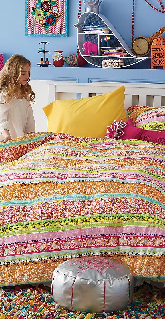 Rhapsody Bedding Collection #girls rooms
