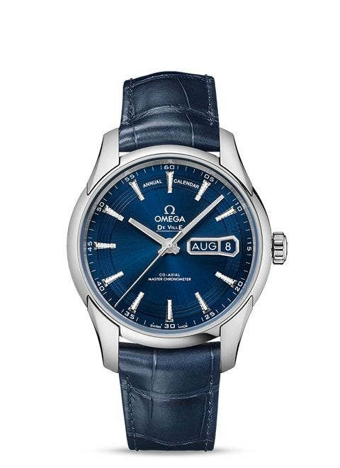 0aa5dc3c8fb Discover the De Ville Hour Vision Omega Co-Axial Master Chronometer Annual  Calendar 41 mm