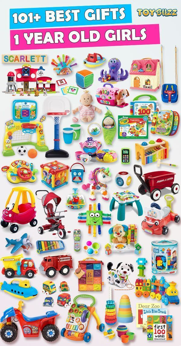 Gifts For 1 Year Old Girls 2020 List Of Best Toys 1 Year Old Girl Christmas Gifts For Boys Best Gifts For Girls