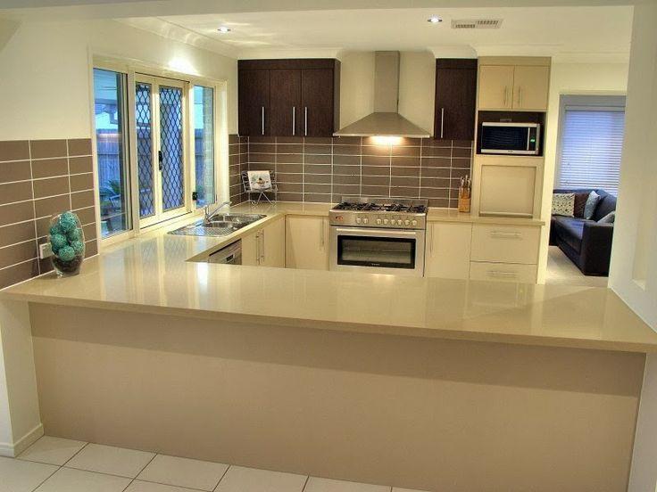 Simple  Dise os de Cocinas Fabulosas Muebles de Cocina Especial de Hogares Frescos L f rmige K che