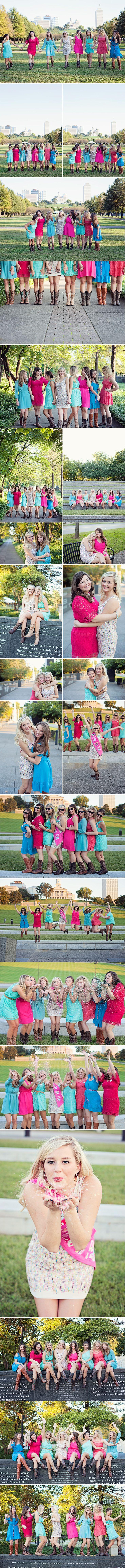 Nashville, TN Wedding and Portrait Photographer | Bachelorette Photoshoot | Abby Demmer
