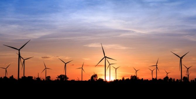Landmark Wind Energy Proposal Would Power Southern California