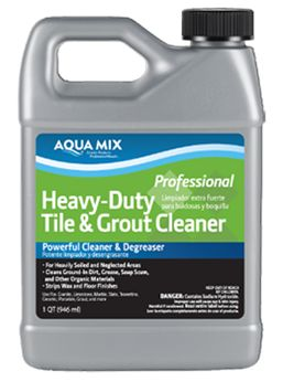 aqua mix concentrated stone and tile cleaner instructions