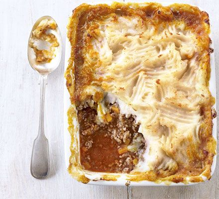 We've got some lovely twists on shepherd's pie on the site, but we were missing a definitive version of this classic family recipe - here it is!