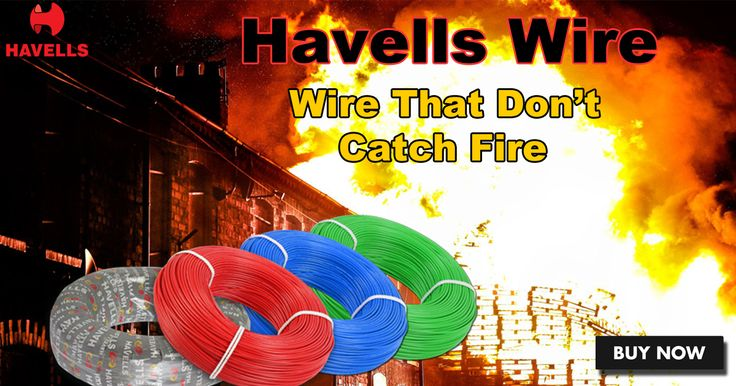 #HavellsWire: The ultimate solution for a secure home. Wires with S3 technology save us and environment from harmful lead, mercury, cadmium & chromium. It's anti-termite & anti-rodent properties ensures safety from short circuits, which could cause serious damage. Get these secure wires at http://tinyurl.com/zkkzst8