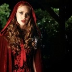 Jessica's Red Riding Hood costume from the True Blood finale