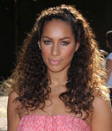 leona lewis curly hair - photo #3