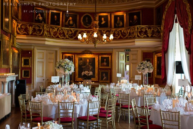 Goodwood House, Chichester West Sussex Wedding