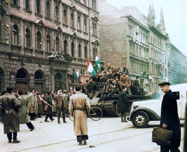 In Defense of Communism: The 1956 counter-revolution in Hungary ...