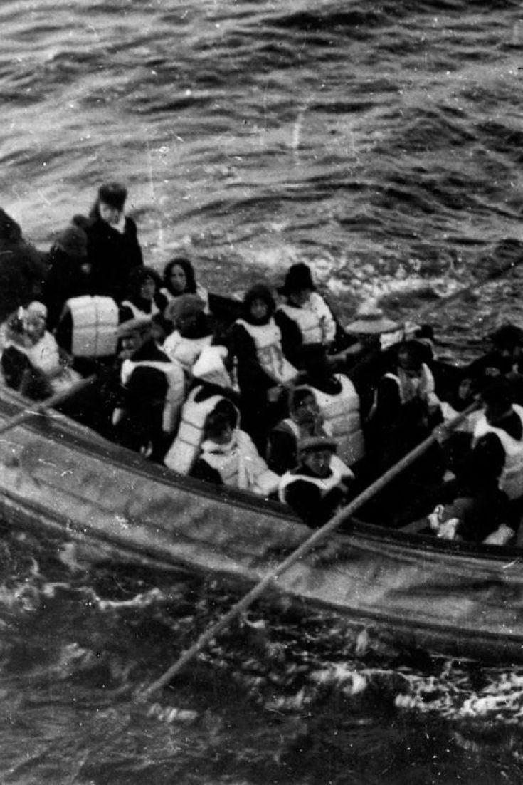 20 Fotos zeigen, was nach dem Untergang der Titanic wirklich passierte