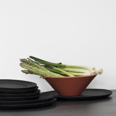 Still life bowl skål hällpip skål Kristina Stark terakotta, market29 275 kr