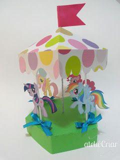 Festa da Beatriz - My Little Pony | ateliê Criar