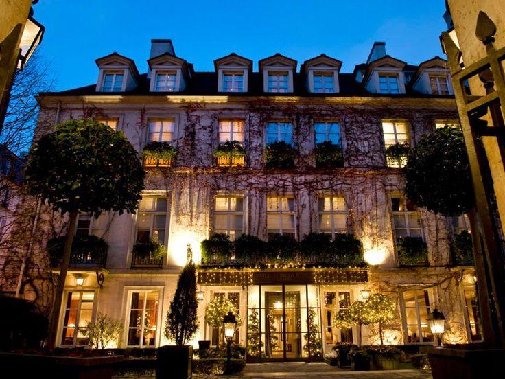 Find Le Pavillon de la Reine Paris, France information, photos, prices, expert…