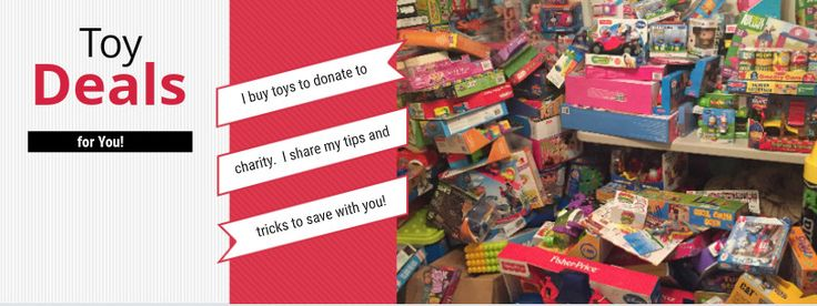 Toy Deals for Charity